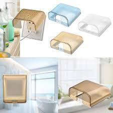 <b>Universal 86 Type</b> Wall Socket Waterproof Box Plate Panel Switch ...