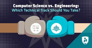Design Vs Engineering Computer Science Vs Engineering Which Technical Track