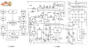 the electric oven temperature control circuit of single phase Oven Control Schematic the electric oven temperature control circuit of single phase controllable silicon zero passage trigger oven control circuit