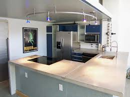 Small Picture Concrete Kitchen Countertops Pictures Ideas From HGTV HGTV