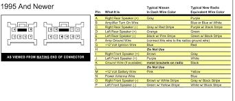wrg 1178 nissan radio wiring nissan radio wiring diagram yirenlu me brilliant blurts in 2002 maxima stereo harness 11