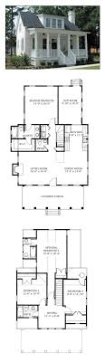 Small 3 Bedroom House Floor Plans Tumbleweed Construction Video The Cottage House Plans And House