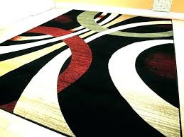 area rugs with border black rug with white border solid area rugs large size of area