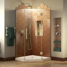 tile showers with glass doors kits with base door combination subway tile shower glass door