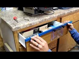 deluxe drawer pull jig it rockler woodworking and hardware for cabinet template prepare 16