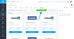 post a job to multiple job boards hiring resources recruitee how about just promoting your job opening on social media click the share button on the top menu of your job then under share job on social media