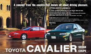 CC Outtake: 1995 & 2003 Chevrolet Cavaliers – Is This 8 Years Of ...