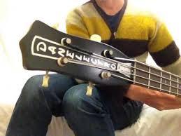 danelectro longhorn bass left hand conversion youtube Danelectro Longhorn Wiring Harness danelectro longhorn bass left hand conversion