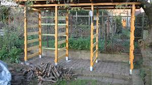 Holzunterstand Holz Selber Bauen