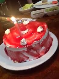 Birthday Cake Was A Nice Gift Yelp
