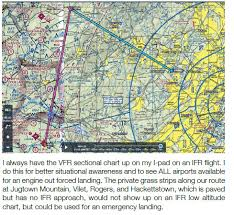 Sectional Chart Tutorial What Instrument Pilots Need To Know About Flying Ice Free In