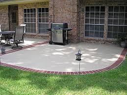 plain concrete patio. Concrete Patio Innovative Ideas Cement Endearing 1000 About On Pinterest Plain