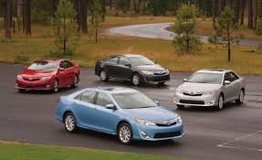 Toyota Prices 2012 Camry from $22,715; Hybrid Model Rated at 43 ...
