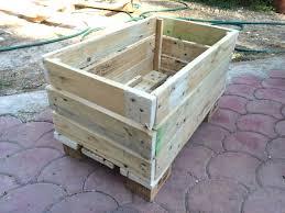 Construire Sa Jardini Re En Palettes Bois Pinterest Construire Une Jardiniere En Bois