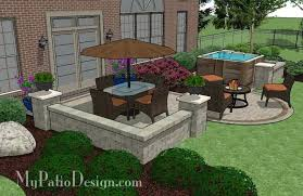 Hot Tub On Patio Hot Tub On Deck Ideas Best Hot Tub Deck Ideas On