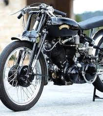 a vincent motorcycle rekindles memories of a past life
