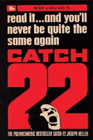 catch 22 book covers art 59x84cm poster