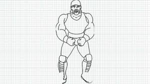 In addition to his professional wrestling career, hogan has also had a career in reality television and product endorsement. Wwe Cartoon Coloring Pages Hulk Hogan