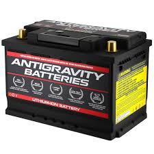 Automotive Battery Size Chart Antigravity H6 Group 48 Car Battery