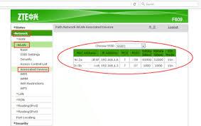 Selanjutnya ubah password username admin dan user, dengan cara cari menu fathesshop jan 9, 2020 at 5:09 pm. Cara Memblokir Akses Pengguna Modem Zte Indihome Dafunda Com