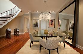 Great Beige Interior Design Ideas With Contemporary Beige Dining Room