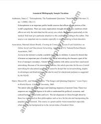 How To Write An Annotated Bibliography In Apa Format   Cover