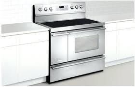 40 inch electric range professional freestanding smudge proof stainless steel a92