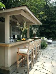 Outdoor Bar Ideas Mesmerizing Outdoor Bar Awesome Designs Of Home