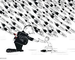 Hypocrisy Stock Illustration - Download ...