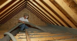 blown in cellulose insulation. Brilliant Blown Cellulose A Fiber Insulation Material With High Recycled Content Is  Blown Into Home Attic Throughout Blown In Cellulose Insulation I