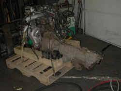 1 6l 16v motor swap 96 geo tracker motor automatic transmission