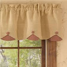 ntry scalloped valance curtains curtain valances window curtains and valance