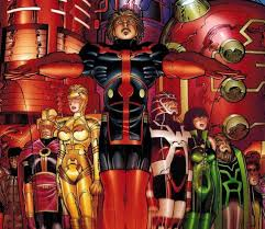 The saga of the eternals, a race of immortal beings who lived on earth and shaped its history and civilizations. How Marvel Can Bring The Eternals Into The Mcu