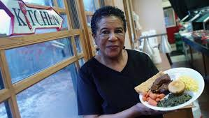 One woman is using food as a tool to preserve history