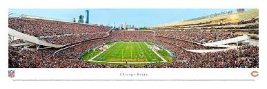 Soldier Field Seating Chart For Kenny Chesney Concert Soldier Field Chicago Bears Football Stadium Stadiums Of