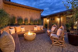 southwest patio design patio southwestern with southwestern outdoor string lights