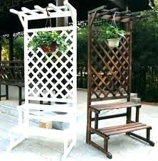 plant holders outdoor stand potted plants