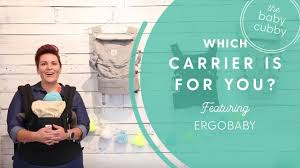 Which Ergobaby Carrier is Right For You? Orginal vs. 360 vs. Adapt ...