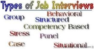 Different Types Of Job Interviews Types Of Interviews Examples Of Job Interviews