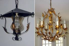 full size of valentina iron leaf collection chandelier acanthus regency hill gold tole with regard to