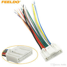 2019 feeldo car stereo cd player wiring harness adapter plug for 2019 feeldo car stereo cd player wiring harness adapter plug for nissan subaru infiniti oem factory radio cd 3995 from feeldo 6 21 dhgate com