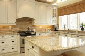 Image Of: Kitchen Tile Backsplash Ideas With White Cabinets Inside Kitchen  Backsplash Ideas With White