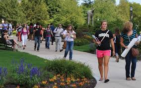 Purdue University Campus Two Campuses One University
