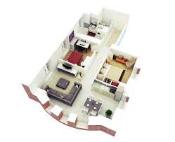 D House Creator Home Decor Waplag Fair Floor Plan Maker Online - Studio apartment floor plans 3d
