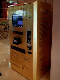 Gold Bar Vending Machine Delectable 48 Weirdest Vending Machines From Around The Arab World