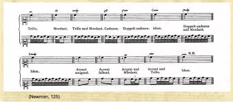 Trill music in corona on yp.com. How I Interpret Bach Tomas Cotik On Ornaments Trills And Appoggiaturas Focus The Strad