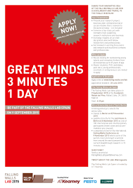 lab15 spain1 web s great minds 3 minutes 1 day