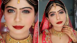 indian bridal makeup tutorial rinkal soni