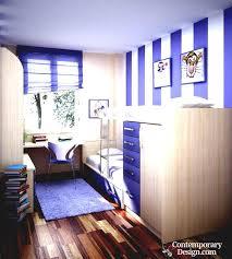 Small Size Bedroom Bedroom Navy Blue Bunk Bed Mattress Black Platform Bed White