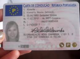 Online License Driver Portuguese Buy